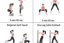 Saúde e fitness ♀️
