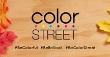 Color Street Catalogs / Check out all of the Fall 2017 Color Street Nail Collections! Solids, Glitter and Nail Designs can be found!  www.hasslefreenails.com