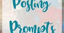 Posting Prompts
