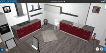 InnoPlanner Kitchen Designs / Kitchen designs using InnoPlanner interior design software