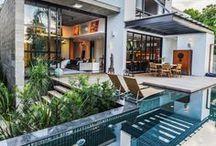 Dream House | Luxury Homes / Interior & Exterior Ideas | Modern design | Home decor | Decor ideas | Modern House | Dream House | Luxury Home | Furniture | Mansions