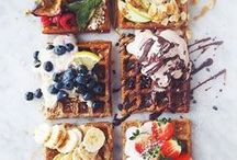 Food / Deserts | Recipes | Healthy | Tumblr | Breakfast | Delicious | Lunch | Dinner