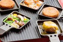Gourmet,Fondue en Raclette