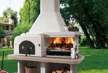 Barbecue en Grill