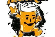 Pils,Bier, Ale en Stout