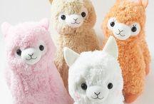 Bamser og dyr