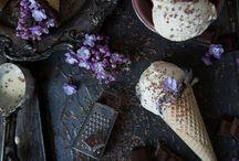 dark food photography