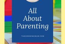 Parenting / All about parenting - including teething, weaning, sleeping and lots more #parenting