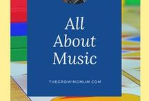 Music and Rhythm / All about music - including Music Mondays, Gospel, Christian and anything else I can think of