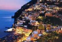 AMALFI COAST & CAPRI / One of the most beautiful areas I have ever been!
