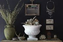 IT'S ALL IN THE DETAILS / I love these little touches that give a home that extra something!