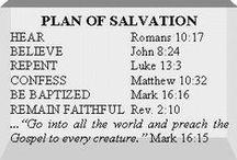 Scriptures & Sayings
