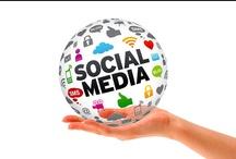 Socia Media - Redes Sociales / #SocialMedia - #RedesSociales  / by Gladys Pintado