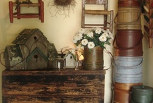 Country Decor / by Susan Hodges