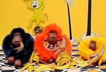 Kipling ~ Monkey Business / Everything you can imagine about the #Kiplingmonkey  Join our Kipling Monkey Community www.kipling.com/happymonkeys