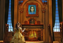 Disney Magic / Disney fan art, Belle and other characters reading or with horses, Disney Princess spin-offs, as well as non-Disney princesses like Odette & Thumbelina / by Heather D