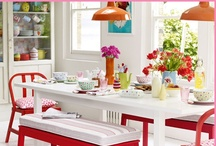 Interior design in color