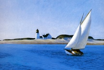 Edward Hopper and other American painters of the '900