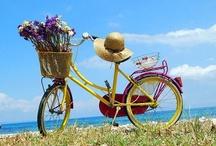 Romantic bicycle