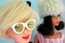 Barbies! / by Mary Brunzell