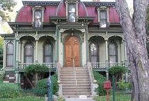House Color Schemes / by Jennifer Dickert