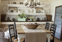 Country chic in home decor