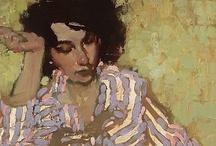 Milt Kobayashi / Japanese American contemporary painter