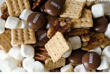 Nuts-Popcorn-Seeds-Pretzels-Trail Mix / Perfect snacks! / by Kathy Riley