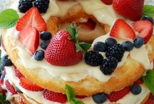 FRUITY Desserts / by Kathy Riley