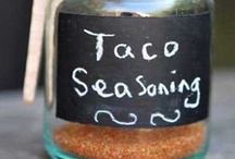 SPICE it SAUCE it up! / by Kathy Riley
