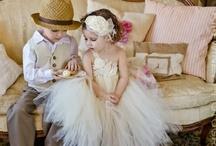 Wedding Flower Girl & Ring Bearer