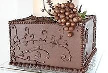 Wedding Grooms Cakes