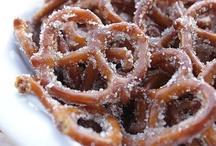 Food-Salty & Sweet Treats
