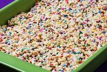 Food-Rice Krispie Treats
