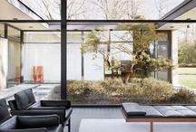 Indoor gardens in interior design