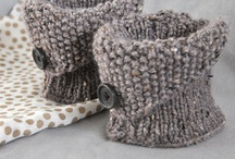 Crochet --  Boot & Leg Warmers / by Susan Hodges
