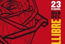 23 de abril. Día del libro / Carteles y otros elementos conmemorativos del Día Mundial del Libro. / by Biblioteca Universidad de Alicante