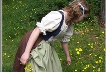 Hobbit Girl Costume Ideas / Hobbit maiden for a Hobbit or LOTR Lord of the Rings party / by Heather D