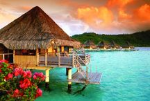Take Me There! / Dream Destinations & Beautiful Places I've Visited / by Kathleen Johnson