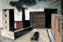 Mario Sironi / Italian painter (1885-1961)