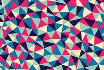 Geometric Triangles - my new obsession!