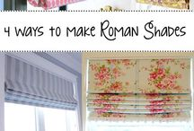 Curtain ideas / by Annie Dunn