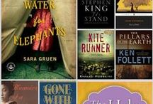 What to Read Next? / Need help finding your next great book? Check out some of these suggestions! / by Lewiston Public Library