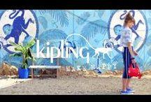 Kipling ~ Seasonal Campaigns / #Kipling seasonal campaigns and videos full of happiness!