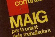Primero de mayo / by Biblioteca Universidad de Alicante