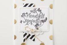 Love & Sympathy (2015-2016 Annual Catalog) / by Stampin' Up!