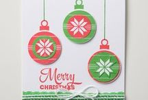 Christmas (2015-2016 Annual Catalog) / by Stampin' Up!