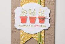 Everyday (2015-2016 Annual Catalog) / by Stampin' Up!