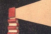 Ilustración y bibliotecas / by Biblioteca Universidad de Alicante