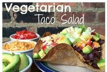 Salad City / Tasty, tempting, healthy and delectable salad recipes which will leave you wanting more. Vegetarian friendly.